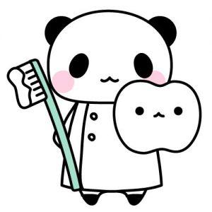パンダの歯医者さん