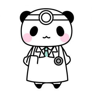 医者パンダ