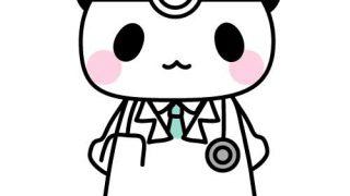お仕事パンダ・お医者さん