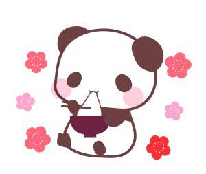 お雑煮パンダ