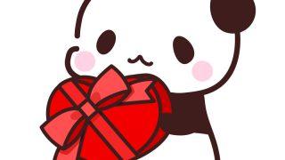 2月のバレンタインに使えるフリーイラスト